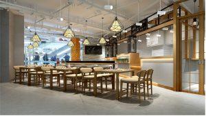restaurant interior design singapore