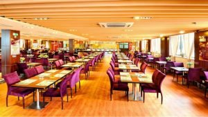 Interior Design and Renovation Restaurant