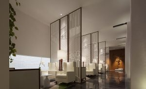 office glass partition singapore