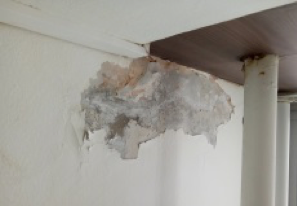 wall seepage treatment singapore