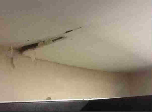 Ceiling Leakage Solution