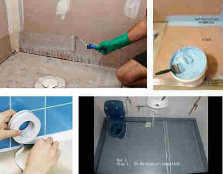 Waterproofing Contractor Singapore