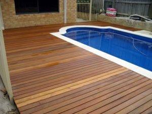 swimming pool decking singapore