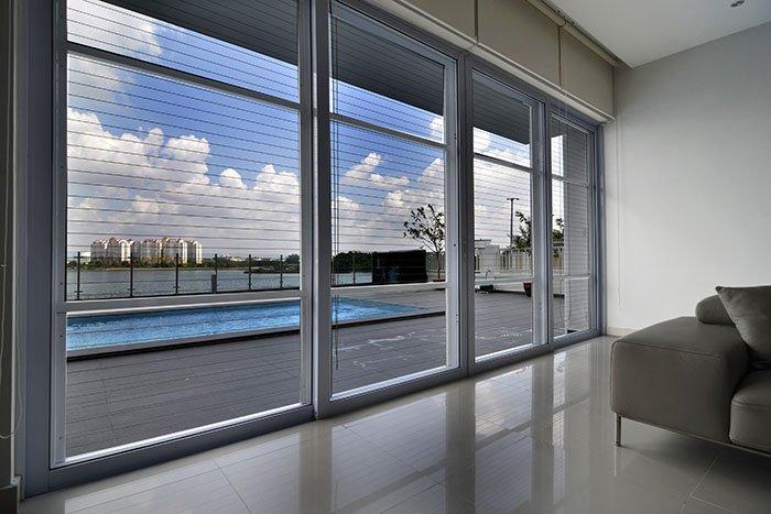 Window Grill Installation Singapore Renovation