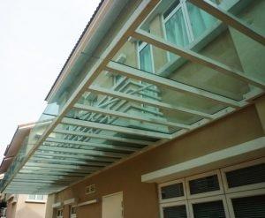 awning canopy singapore