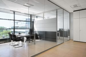 glass panel installation Singapore