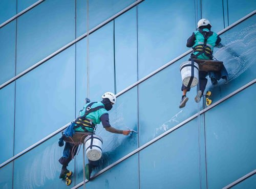 facade cleaning services singapore